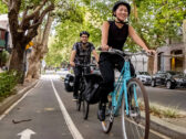 Cycling surges in the inner-city