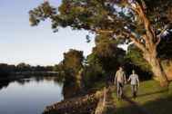 Ambitious community plan to halve rubbish in the Cooks River by 2025 endorsed by council