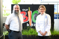Bondi to Newtown: Our Big Kitchen shares the power of team building through food